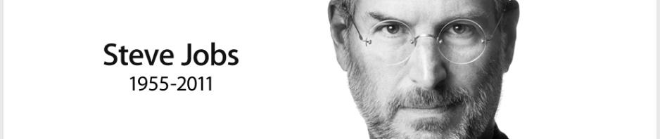 Photo of Steve Jobs